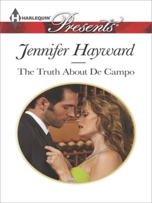 cover image of The Truth About De Campo