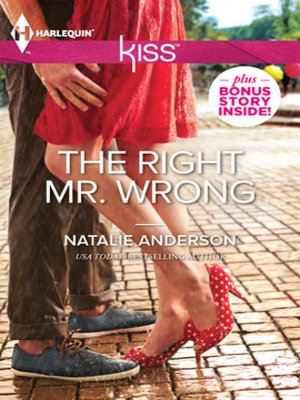 cover image of The Right Mr. Wrong