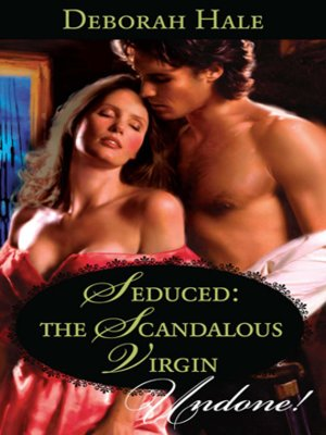 cover image of Seduced: The Scandalous Virgin