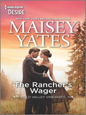 cover image of The Rancher's Wager
