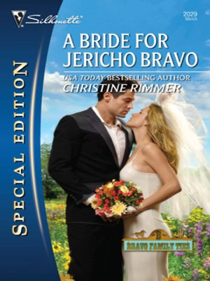 cover image of A Bride for Jericho Bravo