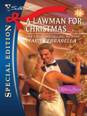 cover image of Lawman for Christmas