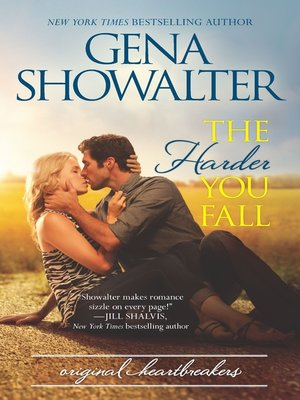 cover image of The Harder You Fall