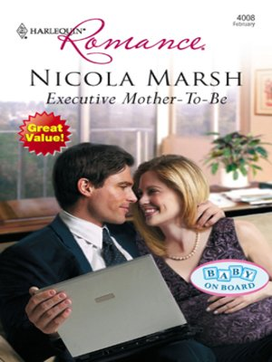 cover image of Executive Mother-To-Be