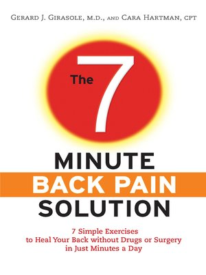 cover image of The 7-Minute Back Pain Solution
