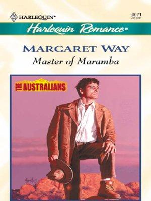 cover image of Master of Maramba