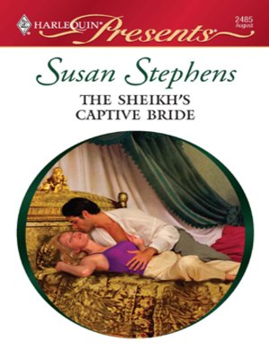 cover image of The Sheikh's Captive Bride