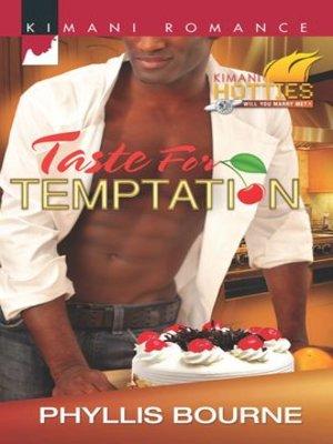cover image of Taste for Temptation