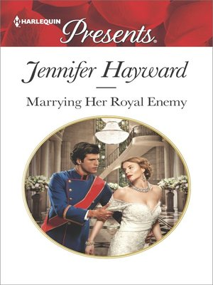 cover image of Marrying Her Royal Enemy