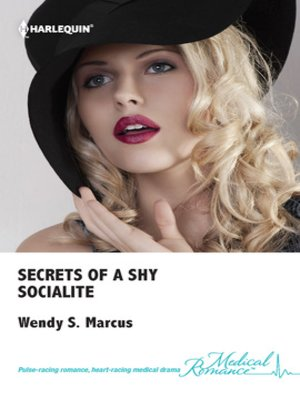 cover image of Secrets of a Shy Socialite