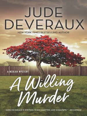 cover image of A Willing Murder--A Medlar Mystery