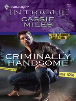cover image of Criminally Handsome