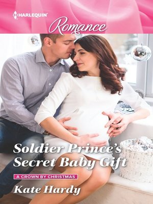 cover image of Soldier Prince's Secret Baby Gift