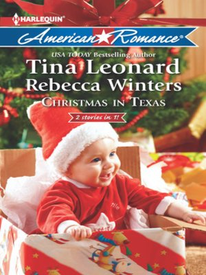 cover image of Christmas in Texas: Christmas Baby Blessings\The Christmas Rescue