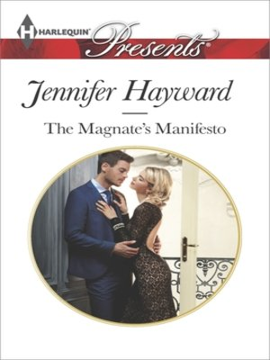 cover image of The Magnate's Manifesto