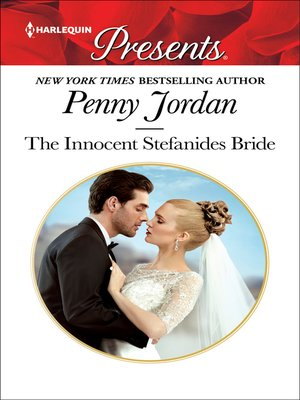cover image of The Innocent Stefanides Bride