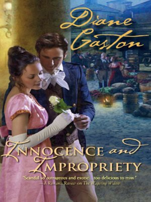 cover image of Innocence and Impropriety