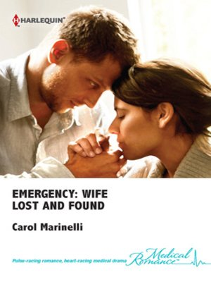 cover image of Emergency: Wife Lost and Found