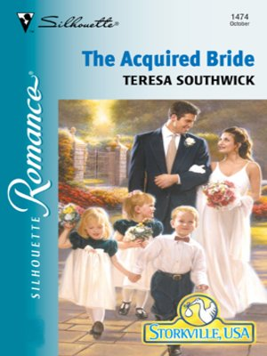 cover image of The Acquired Bride