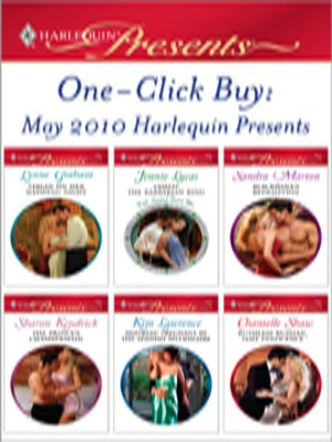 cover image of May 2010 Harlequin Presents