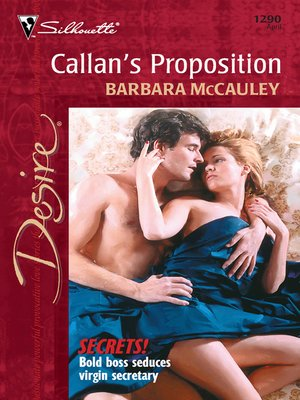 cover image of Callan's Proposition