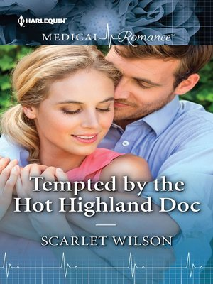 cover image of Tempted by the Hot Highland Doc