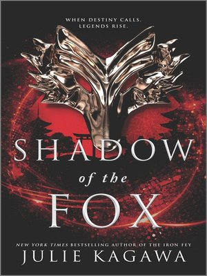 cover image of Shadow of the Fox Series, Book 1
