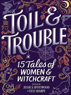 cover image of Toil & Trouble