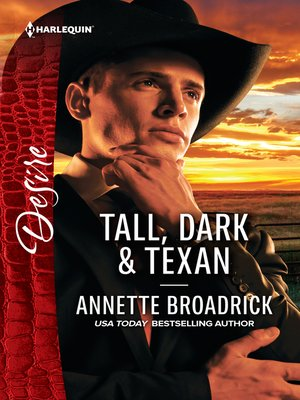 cover image of Tall, Dark & Texan