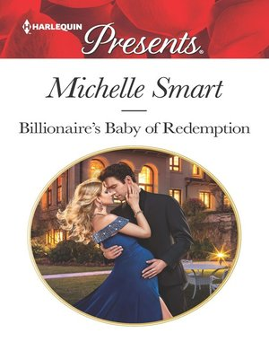 cover image of Billionaire's Baby of Redemption