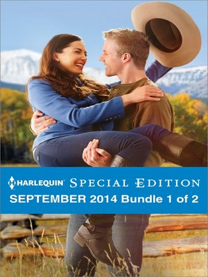 cover image of Harlequin Special Edition September 2014 - Bundle 1 of 2: Maverick for Hire\A Match Made by Baby\Once Upon a Bride