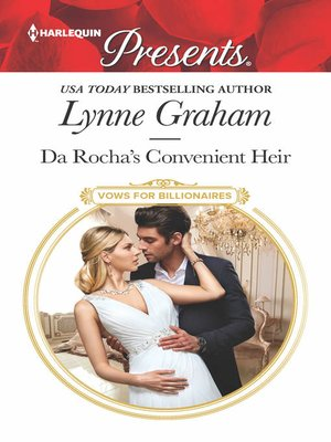 cover image of Da Rocha's Convenient Heir--A Billionaire Baby Romance