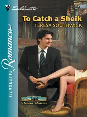 cover image of To Catch a Sheik