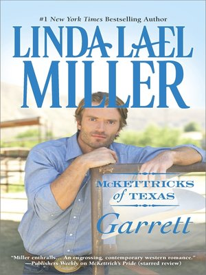 cover image of McKettricks of Texas: Garrett