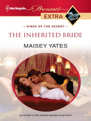 cover image of The Inherited Bride