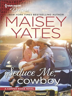 cover image of Seduce Me, Cowboy