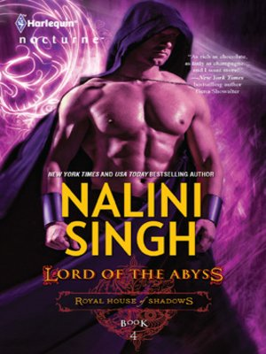cover image of Lord of the Abyss