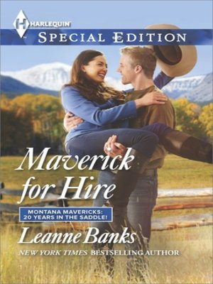 cover image of Maverick for Hire
