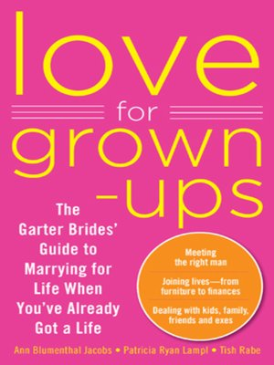 cover image of Love for Grown-ups