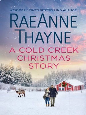 cover image of A Cold Creek Christmas Story