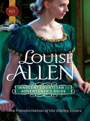cover image of Innocent Courtesan to Adventurer's Bride