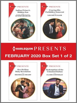 cover image of Harlequin Presents--February 2020--Box Set 1 of 2