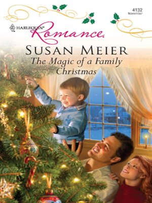 cover image of Magic of a Family Christmas