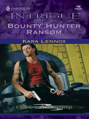 cover image of Bounty Hunter Ransom