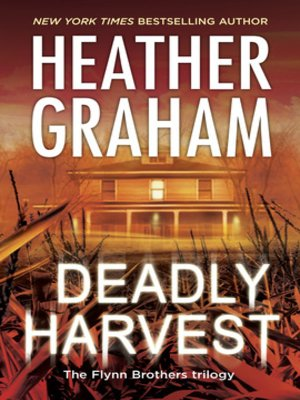 cover image of Deadly Harvest