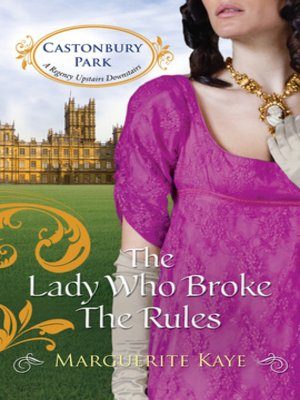 cover image of The Lady Who Broke the Rules