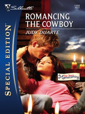 cover image of Romancing the Cowboy