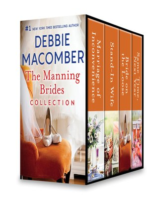 cover image of The Manning Brides Collection