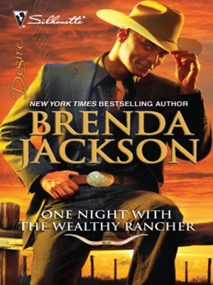 cover image of One Night with the Wealthy Rancher
