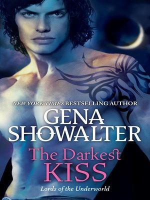 cover image of The Darkest Kiss
